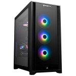 £2849.99, AlphaSync iCUE RTX 3080 AMD Ryzen 9 32GB RAM 4TB HDD 1TB SSD Gaming PC, AMD Ryzen 9-5900X 3.7GHz, 32GB RAM, 4TB HDD, 1TB SSD, NVIDIA GeForce RTX 3080, WiFi, Windows 10 Home, 3 Year Warranty (1yr parts 3yr labour),