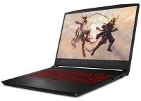 """MSI Katana GF66 Core i5 8GB 512GB RTX 3050 15.6"""" Win10 Home Gaming Laptop"""