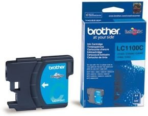 Brother LC1100C Cyan Ink Cartridge