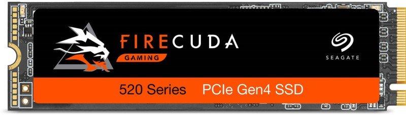 Seagate 2TB FireCuda 520 Performance Internal SSD PCIe Gen4 x4 NVMe