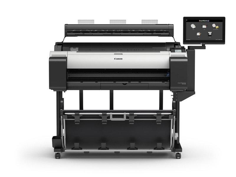 Canon imagePROGRAF TM-305 large format printer Wi-Fi Thermal inkjet Colour 2400 x 1200 DPI A0
