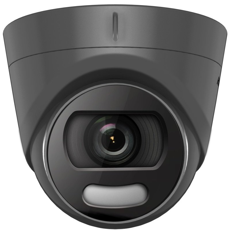 Hikvision 5MP Colour Vu Fixed Turret Camera - 2.8mm Black