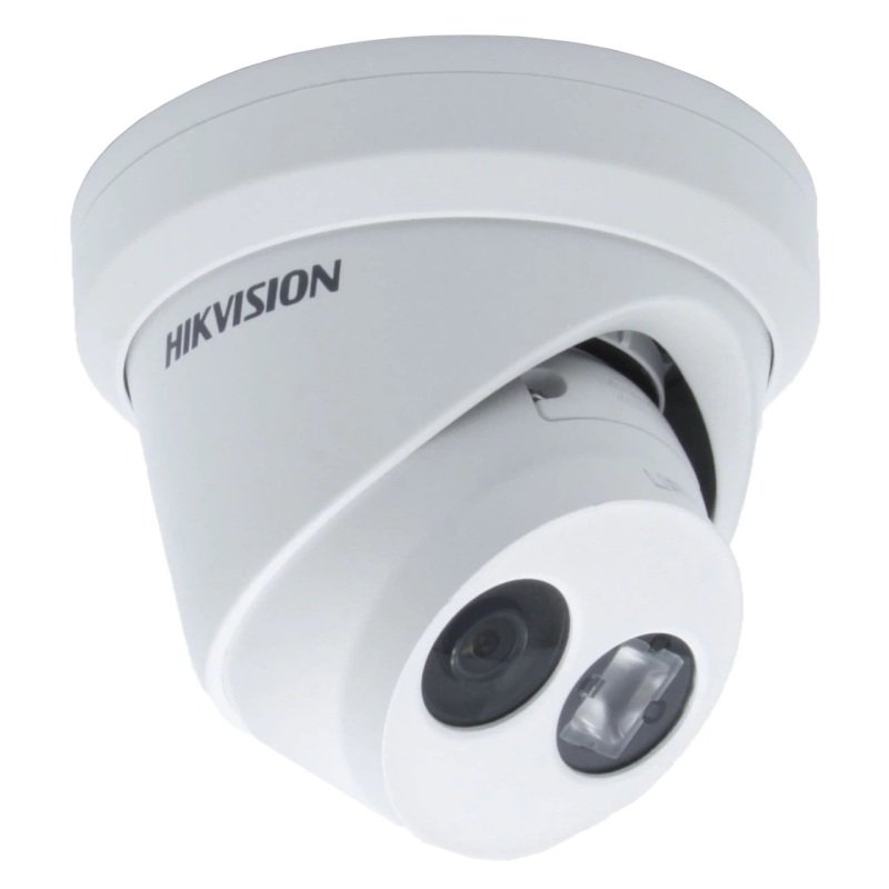 Hikvision 4MP Fixed Turret Network Camera Powered by Darkfighter Technology -2.8mm