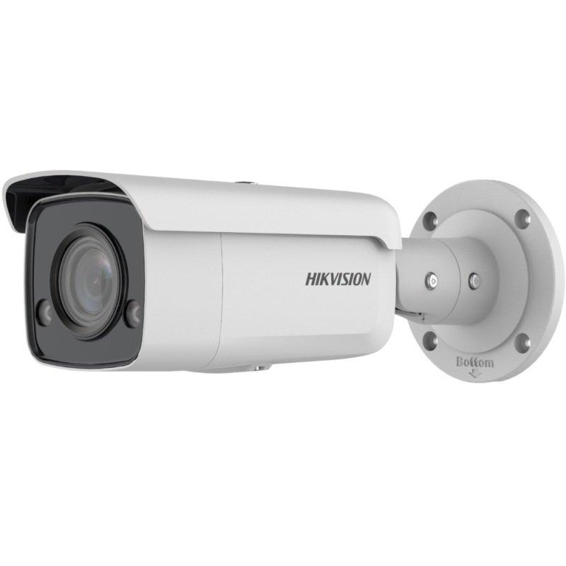 Hikvision 4K Colour Vu 8MP Fixed Bullet Network Camera -4mm