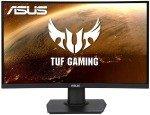 ASUS TUF VG24VQE 23.6'' Full HD Curved Gaming Monitor
