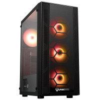 AlphaSync AMD Ryzen 3 8GB RAM 500GB SSD Gaming Desktop PC