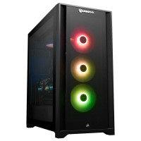 AlphaSync iCUE STRIX RTX 3090 Core i9 11th Gen 32GB RAM 4TB HDD 1TB SSD Gaming Desktop PC