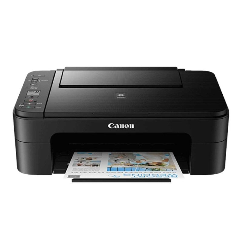 Canon PIXMA TS3350 A4 Colour Multifunction Inkjet Printer