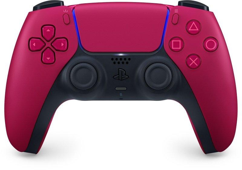 PS5 DualSense Controller - Cosmic Red