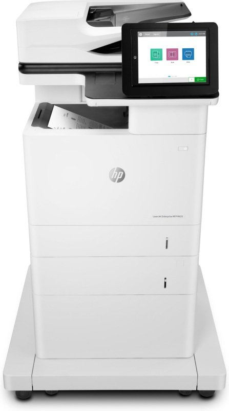 HP LaserJet Enterprise MFP M635fht A4 Mono Multifunction Laser Printer
