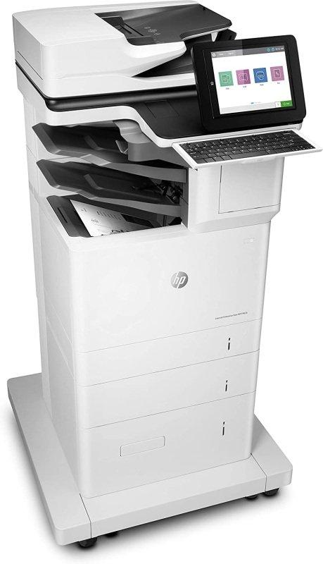 HP LaserJet Enterprise Flow M636z Laser A4 1200 x 1200 DPI 75 ppm Wi-Fi  - Available on HP Print at Your Service