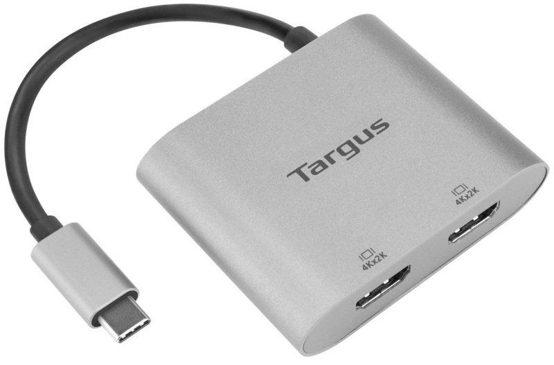 Image of Targus USB-C Dual HDMI Video Adapter