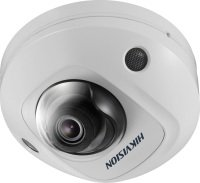 Hikvision 6MP WDR Fixed Mini Dome Outdoor Network Camera - 2.8mm