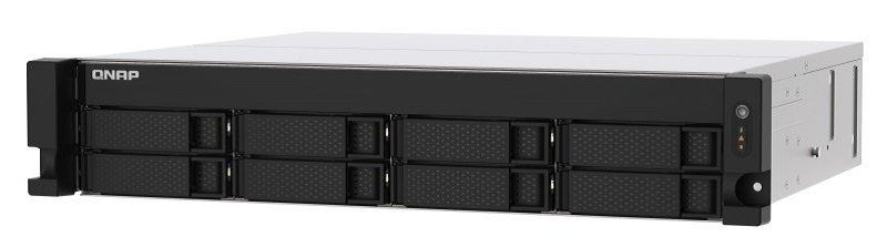 QNAP TS-873AU-RP-4G 48TB (8 x 6TB) Toshiba N300 8 Bay Rack Enclosure