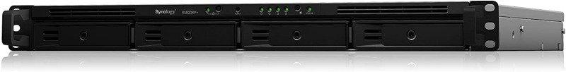 Synology RS820RP+ 24TB (4 x 6TB) Toshiba N300 4 Bay NAS Rack Enclosure