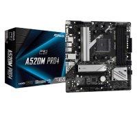 ASRock A520M Pro4 mATX Motherboard