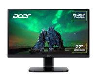 """Acer KA272Ubiipx 27"""" WQHD LED Monitor"""