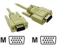 C2G, Economy HD15 M/M SVGA Monitor Cable, 2m