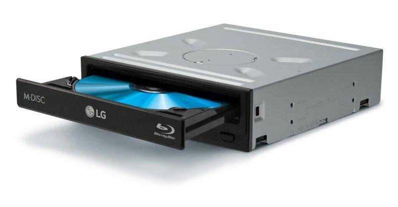 LG BH16NS55.AHLU10B 16x Internal SATA BDRW with Software