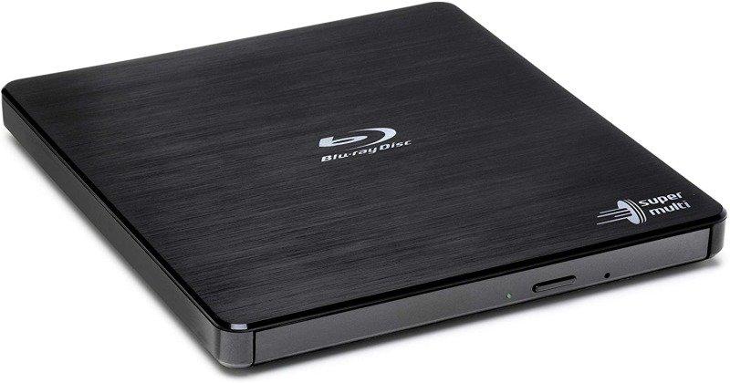 LG BP55EB40.AHLE10B 6x Slim Portable Blu-Ray/DVD Writer