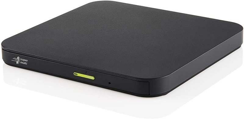 LG GP96YB70 External Ultra Slim Portable DVD Rewriter