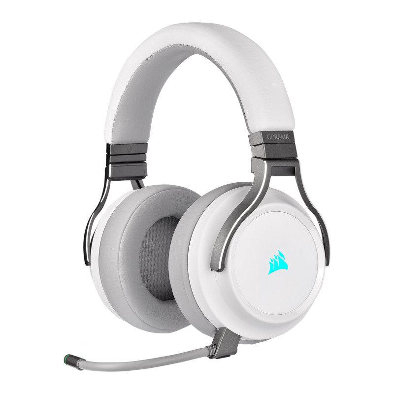 Refurbished by Corsair Virtuoso Wireless Gaming Headset, White