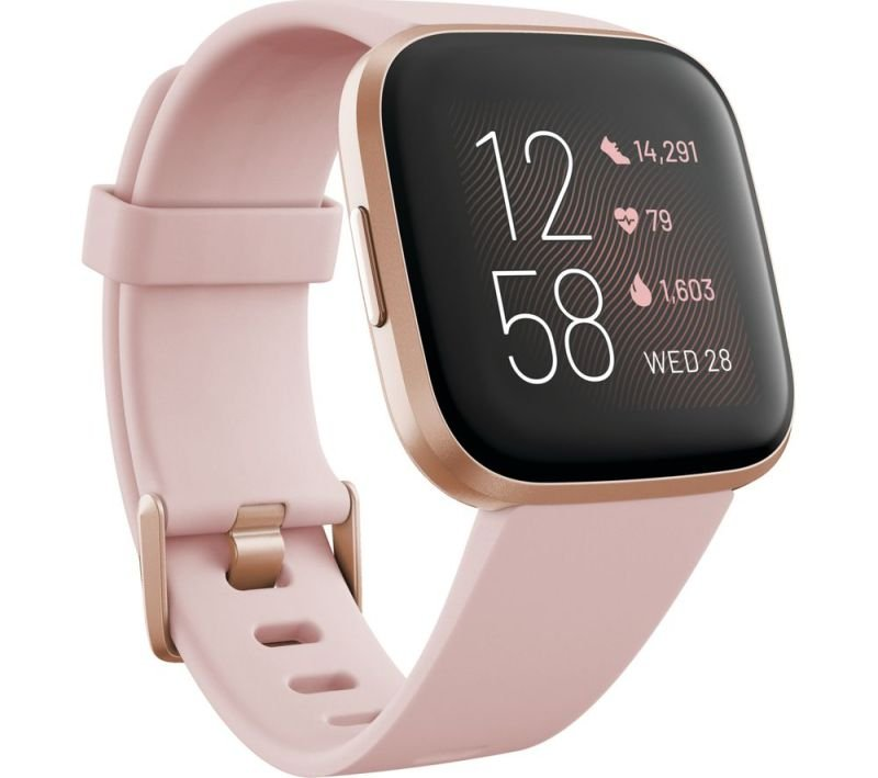 Fitbit Versa 2 Smartwatch - Copper