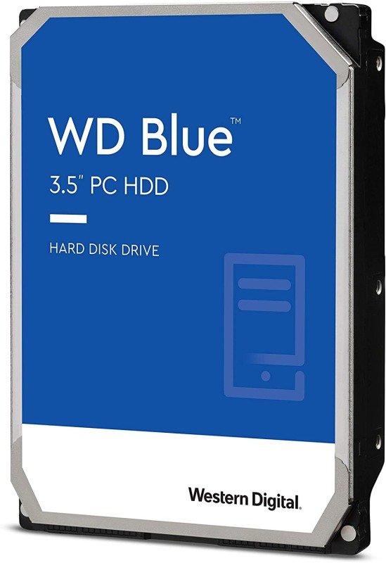 """WD Blue 2TB 3.5"""" SATA 6 Desktop Hard Drive - 7200rpm"""