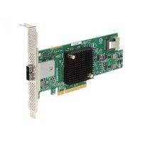 Quantum LSI SAS 9207-4i4e - Storage Controller - SATA 6Gb/s / SAS 6Gb/s - PCIe 3.0 x8