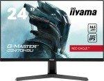 "Iiyama G2470HSU-B1 G-Master Red Eagle 24"" Full HD 165Hz 0.8ms IPS Gaming Monitor"
