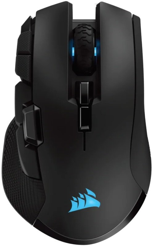 Corsair IRONCLAW Wireless Optical RGB Gaming Mouse - Refurbished by Corsair