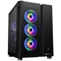 AlphaSync RTX 3090 AMD Ryzen 9 5950X 64GB RAM 4TB HDD 1TB SSD Gaming Desktop PC