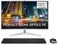 """Acer Aspire C22 AIO 21.5"""" Core i3 11th Gen 8GB 1TB HDD 128GB SSD Win10 Home Desktop PC"""