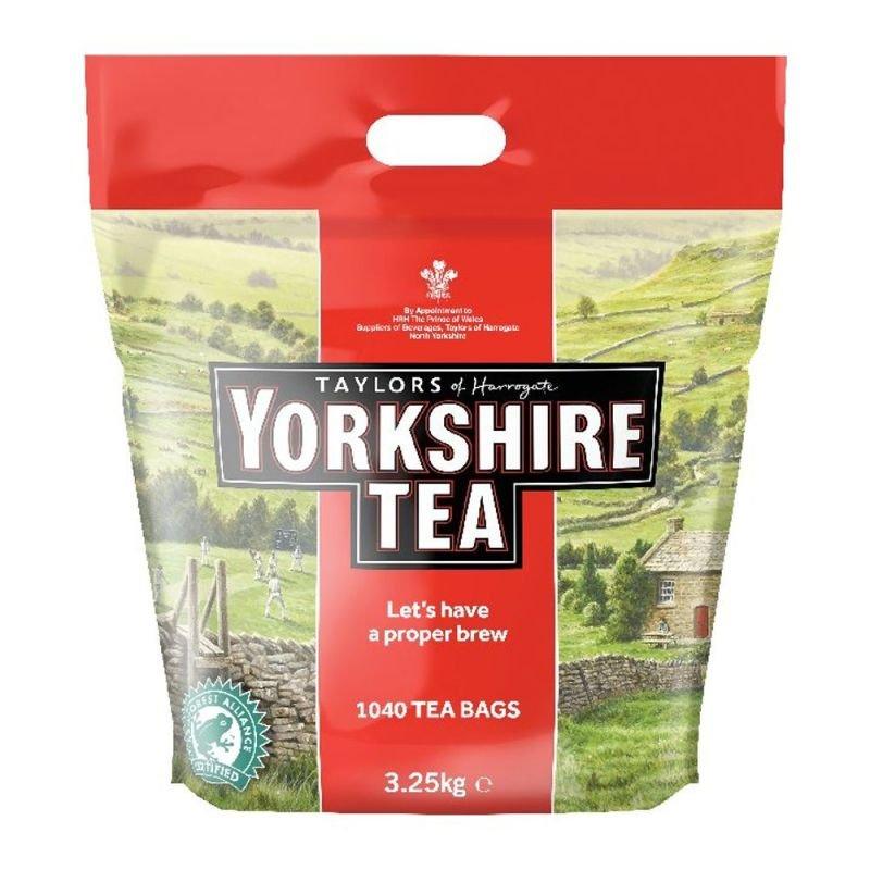 Yorkshire Tea Bags (Pack of 1040) 5007