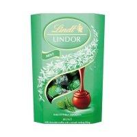 Lindt Lindor Truffles Mint Choc 200g
