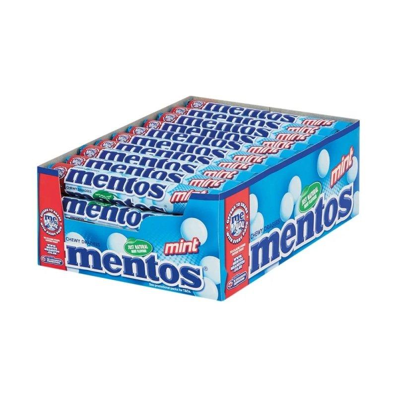 Mentos Mint Sweets Pk40