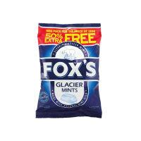 Foxs Glacier Mints 200g - 12 Pack