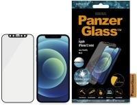 PanzerGlass iPhone 12 Mini Anti-Blue light Tempered Glass - Black