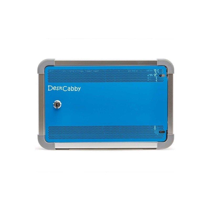 12-Device Desktop USB Charging Cabinet