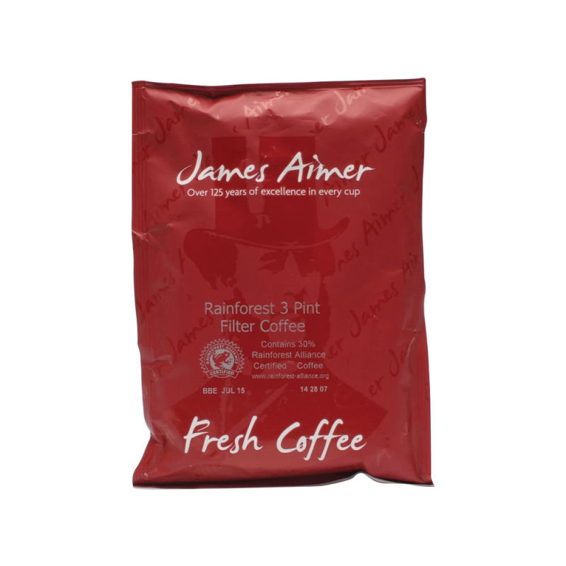 Exclusive Medium Roast Filter Coffee 3 Pint Sachet 50g (Pack of 50) VRFA3PINT