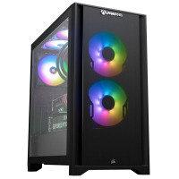 AlphaSync iCUE RTX 3080Ti Core i9 10th Gen 32GB RAM 4TB HDD 1TB SSD Gaming PC