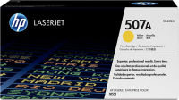 HP 507A Yellow Toner Cartridge - CE402A