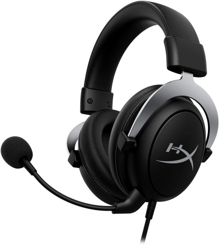 HyperX CloudX Official Xbox Licensed Gaming Headset - Xbox One and Xbox Series X|S,