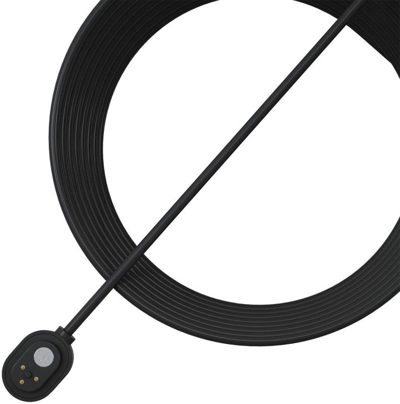 Outdoor Magnetic charge cable Black