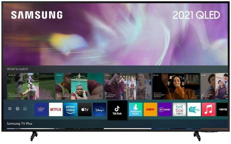 "Samsung QE43Q60A 43"" 4K Ultra HD HDR Smart QLED TV"