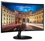 "Samsung C27F390 27"" Full HD Curved LED Monitor"