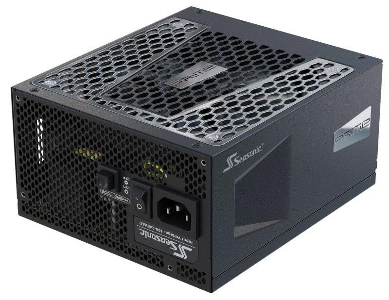 Seasonic PRIME TX 1000 Watt Full Modular 80+ Titanium PSU/Power Supply
