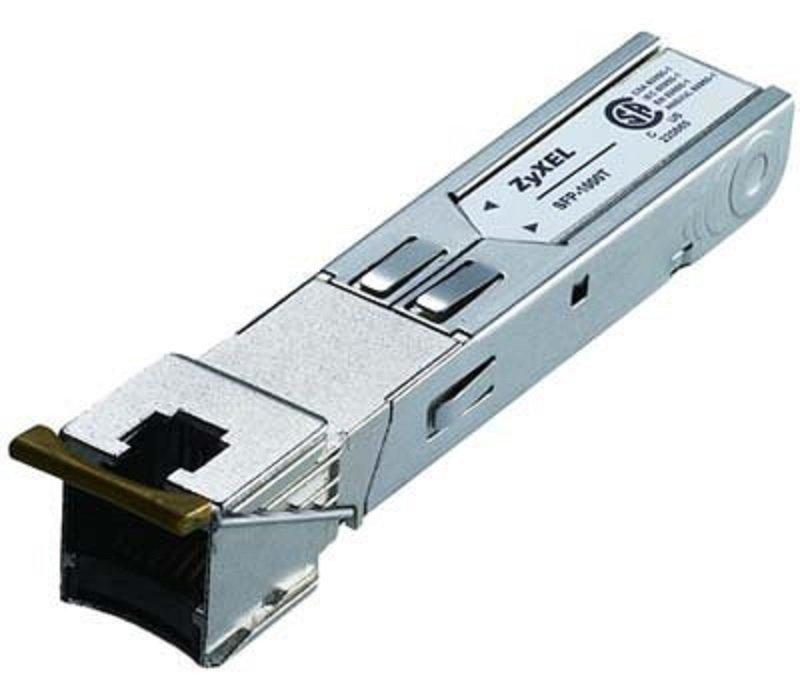 Zyxel SFP-1000T - Network Transceiver Module - 1000 Mbit/s