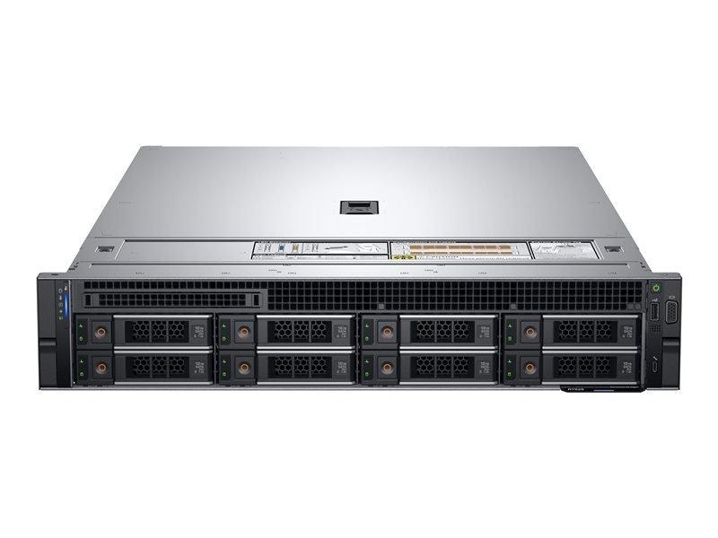 Dell EMC PowerEdge R7525 - Rack-mountable - EPYC 7282 2.8 GHz - 16GB - SSD 480GB