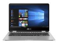 "EXDISPLAY ASUS VivoBook Flip 14 Celeron N4020 4GB 64GB eMMC 14"" Win10 Pro Touchscreen Laptop"